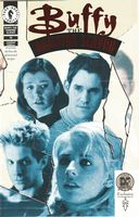 Buffy The Vampire Slayer #15 - Dynamic Forces Red Foil Cover Variant